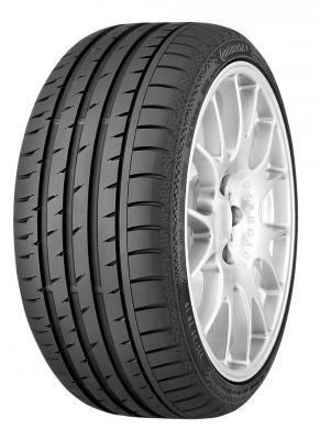 ContiSportContact 3 - SSR Tires